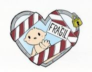 bebe fragil