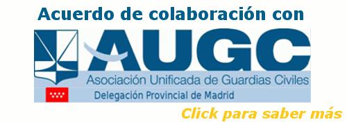 Acuerdo Ayudateconpsicologia.com con Asociación Unificada de Guardia Civil AUGC